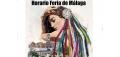 Horario Feria de Málaga 2019