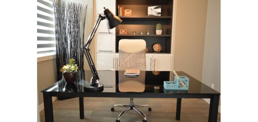 5 ideas para hacerte una oficina en casa